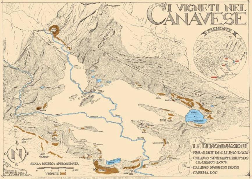 I vigneti del Canavese